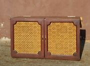 General Electric Ge Wall Mount Stereo Console Record Player Phonograph