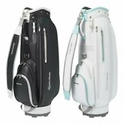 Taylor Made Golf Ladies Cart Caddy Bag 2.7kg Type 8.5 X 46 Inch Ky836 Japan New