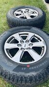 4 Slightly Used 2020 Ford F150 Fx4 18 Factory Oem Wheels Rims At Tires