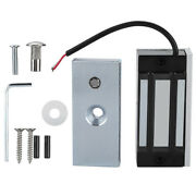 Electric Magnetic Lock 60kg Access Control Electronic Door Locks Dc 12v