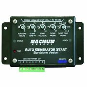 Area Diesel Services - Magnum Me-ags-s Auto Generator Start Module Stand Alone