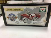 Crown Premiums Sinclair Has Pedal Car Bank With Coa 3rd Edition 16 Scale