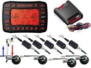 V Accuair Vs Smart Ride Ab9000 Electronic Level System 5 Preset Height And Pressur