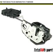 Front Right Door Lock Actuator For Bmw F10 F01 F02 F04 With Soft Close System