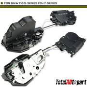 2x Door Lock Actuators For Bmw 5 Series F10 M5 F01 F02 F04 Front Left And Right