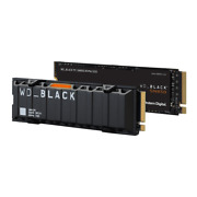 New Wd - Wd_black Sn850 Internal Pci Express 4.0 X4 Solid State Drive, Us Seller