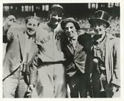 Unknown Artist The Marx Brothers Avec Lou Gehrig Reproduction Photo