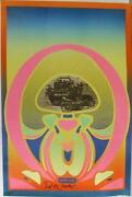 Peter Max Keystone Cops Affiche Signandeacutee