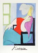 Pablo Picasso Land039assise Pres Dand039une Fenetre Marie-therese Walter