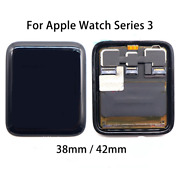 For Apple Watch Series 3 Iwatch Lcd Display Touch Screen Digitizer Replace Assem