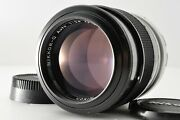 Nikon Nikkor-q Auto 135mm F/2.8 Ai Converted Mf Lens From Japan 66