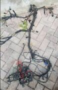 200hp Yamaha Hpdi Wire Harness Assy 68f-8259 0 M N With Fuse Box And Wire Box