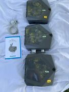 3 Galcon Gsi Ag 12-station Web Controller Water / Fertilization System
