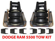 B Chassis Tech Bolt On Air Tow Assist 2003 - 2013 Dodge Ram 5500 Overload