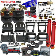 B 1999-04 Ford Super Duty 2wd/4wd Air Tow Bag In Pic Auto Level 1627ll