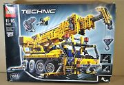 Lego Technic 8421 Mobile Crane 100 Complete With Instructions And Box