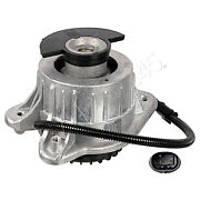 Swag Engine Mounting Left For Mercedes W222 2222404500