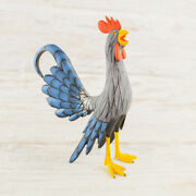 Rooster Alebrije Oaxacan Wood Carving A2137   Magia Mexica