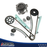 Timing Chain Water Pump Kit For 97-00 Ford Expedition F-150 F-250 4.6l V8 Sohc