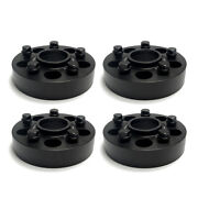 4x 35mm Wheel Adapters Spacers For Mercedes Cls Cls550 Cla45 Cla 250 Clk 5/112