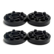 4 Billet Wheel Spacers 30mm For Audi A4 A5 A6 A7 Rs4 Rs5 Q5 5-112 Pcd Cb66.5 M14