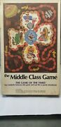The Middle Class Game By Kline Mates 1979 Vintage Board Game - Complete.