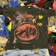 Vintage Super Rare 90s Wizard Of Oz All Over Print Single Stitch Made In Usa Xl