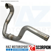 Mercedes-benz A-class A45 Amg 4matic 13-17 Scorpion 3 Decat And Downpipe