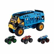 Hot Wheels Monster Truck And Mover Toy Set Christmas Gift Toys 2020 Kidschild F