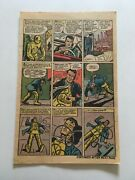 Tales Of Suspense 48original 1963 Single Page Onlypage 5new Ironman Costume