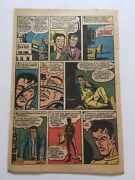 Tales Of Suspense 48original 1963 Single Page Onlypage 6new Ironman Costume