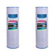 2 Fits Pleatco Pap150 Cleanandclear 150, Predator 150, Unicel C9415, Pool Filters