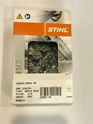 33rd3 84 Stihl 3/8 25 In New Carbide Chainsaw Chain Saw  .050 84 25 Inch Blade