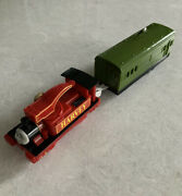 Thomas And Friends Trackmaster Harvey Motorized Electric Toy Train