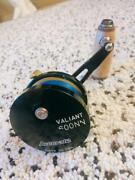 Accurate Variant Bv2-600nn 110mm Ocean Mark Cork Fishing Tackle Free Shipping