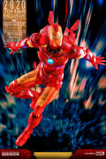 Iron Man Mark Iv 4 Holographic Toy Fair Exclusive Hot Toys 1/6 Scale Figure