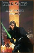 Star Wars Dark Empire Trilogy - Custom Bound Hc Signed And Sketched By Dave Dorman