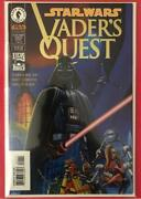 Star Wars Vaderand039s Quest 1999 1 - Dynamic Forces Variant Signed Dave Gibbons
