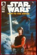 Star Wars Heir To The Empire 1 - Hasbro Comic Pack Variant - Dhc - Thrawn