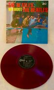 Beatles Without The Beatles Ultra-rare 1966 Original Japanese Only Red Wax