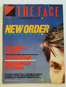 The Face Magazine 39 1983 New Order D-train Kenneth Anger Tracey Thorn Wyatt