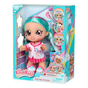 Kindi Kids Fun Time Doll - Dr Cindy Pops Fun Play Friends Xmas Gift For Kid's