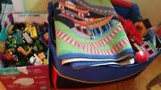 Huge Lot 440 Pc Wooden Thomas The Train Set Entire Set Up Brio Track People Rare