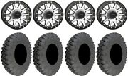 System 3 Sb-3 Machined 15 Wheels 33 Race Soft Tires Can-am Renegade Outlander