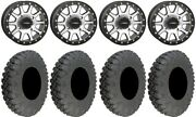 System 3 Sb-3 Machined 15 Wheels 33 Race Soft Tires Can-am Defender