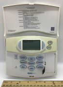 Hunter Auto Saver 7 Day Programmable Energy Saving Thermostat 44660 Works Great