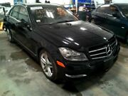 Automatic Transmission 204 Type C350 Coupe Fits 14-15 Mercedes C-class 703307