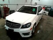 Automatic Transmission 204 Type C350 Coupe Fits 14-15 Mercedes C-class 615675