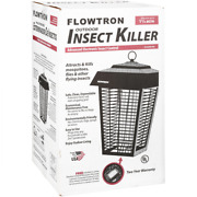 Flowtron Bk-80d 80-watt Electronic Insect Bug Zapper 1-1/2 1.5 Acre Coverage New