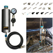 Non-dismantle Gasoline Fuel Injector Cleaner Kit Auto Car Throttle Cleaning Tool